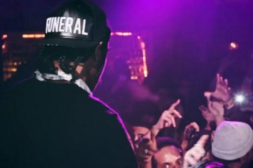HYPETRAK: A$AP Rocky - Peso | Live @ Cargo, London
