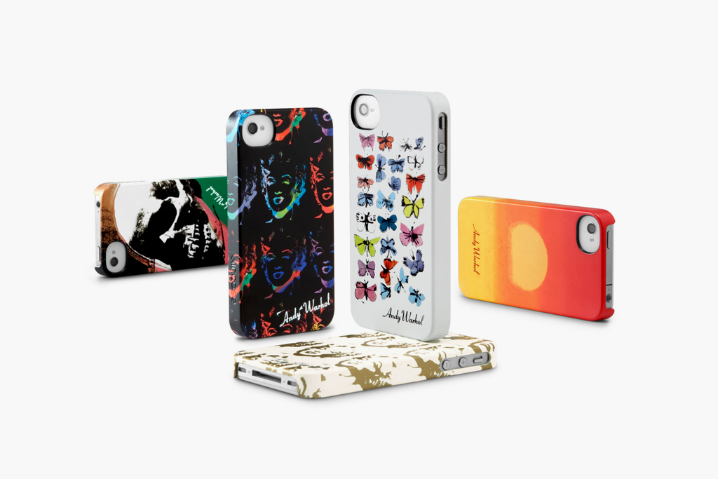 Incase 2012 Spring Andy Warhol Collection