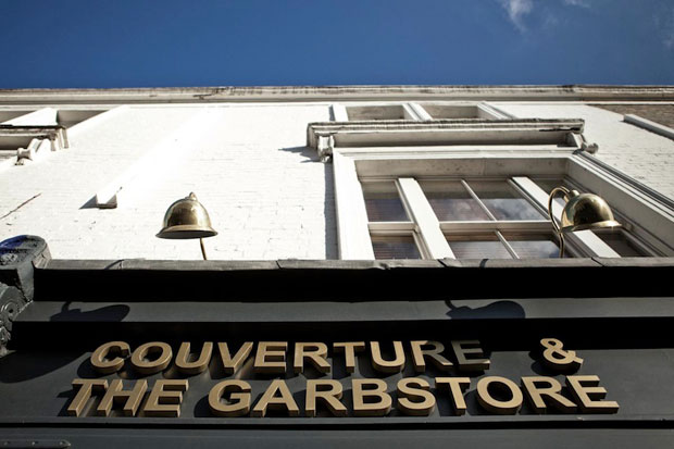 MANUFACTURE: Ian Paley of Garbstore