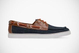 "Jimmy Choo 2012 Spring/Summer ""Cheyne"" Boat Shoe"