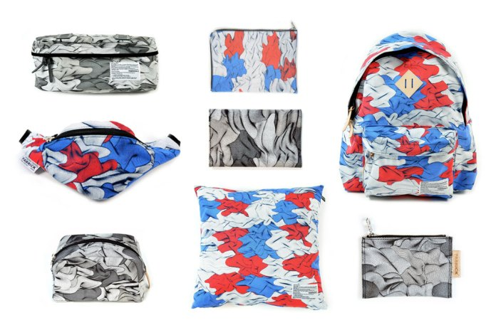 Jonathan Zawada x Sixpack France x Medicom Toy Fabrick 2012 Spring/Summer Capsule Collection