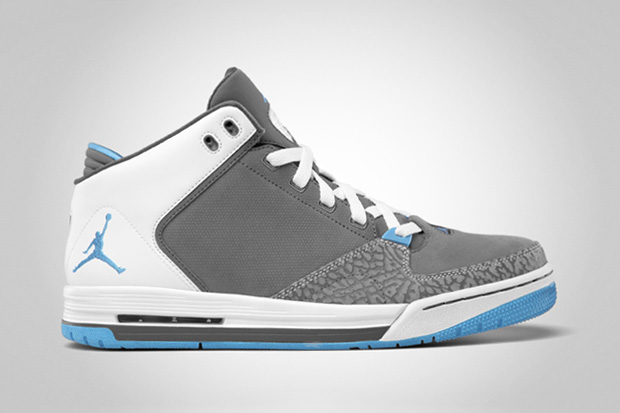 Jordan As-You-Go Cool Grey/University Blue