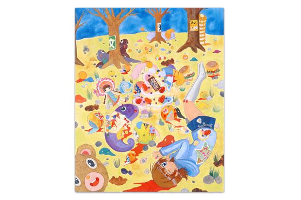 Kaikai Kiki Gallery @ The 2012 Armory Show NYC