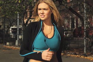 Kate Upton Takes Zoo York