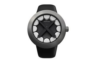 KAWS x Ikepod Horizon Wristwatch
