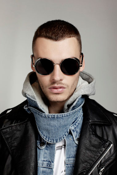 ksubi eyewear 2012 fall winter war collection