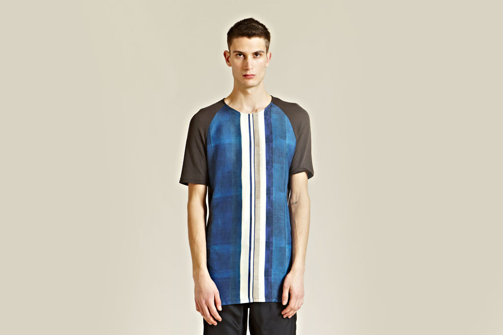 Lanvin 2012 Spring/Summer Raglan Theme Jersey T-Shirt