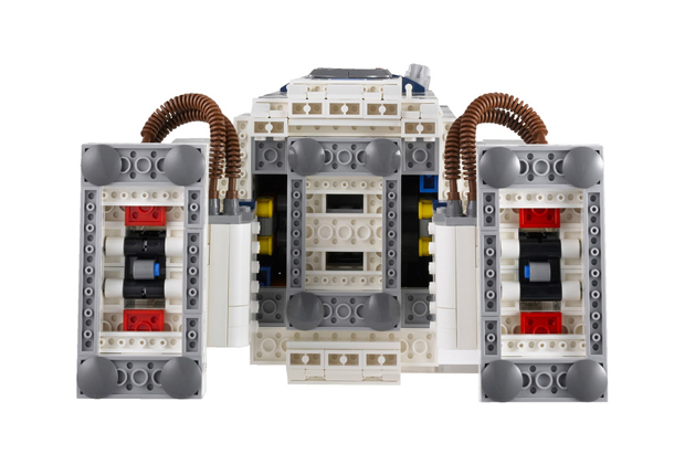 lego star wars r2d2 kit