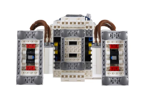LEGO Star Wars R2D2 Kit