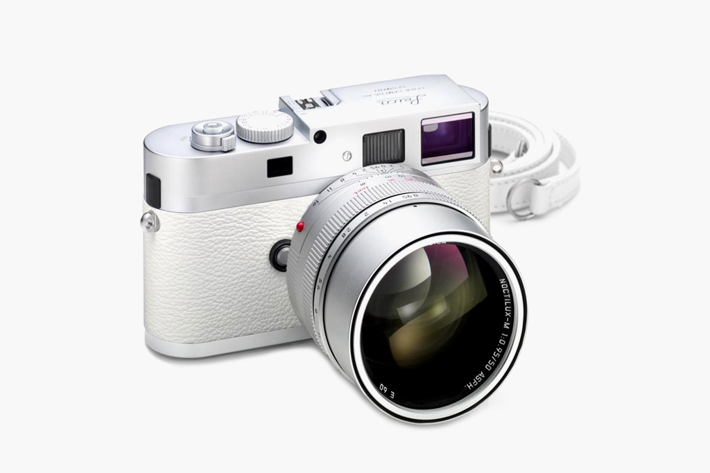 Leica M9-P White Limited Edition