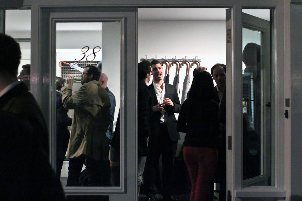 London Undercover 2012 Pop-Up Store Launch Recap