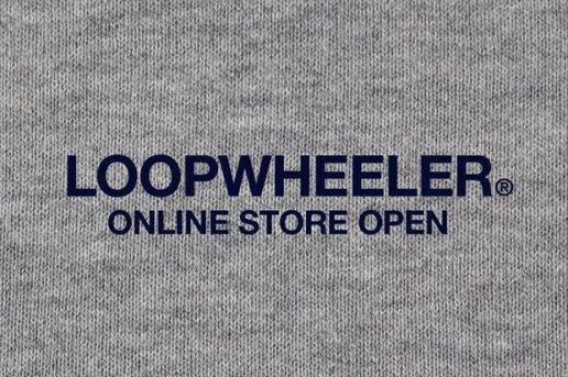 Loopwheeler Online Store Opening