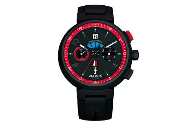 Louis Vuitton 2012 Tambour Regatta America's Cup Watch