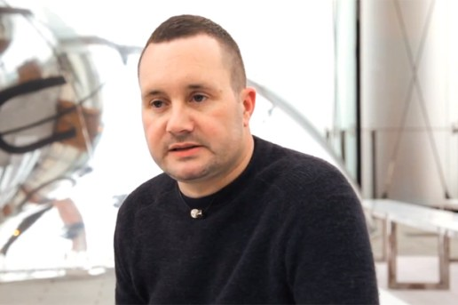 Louis Vuitton: Interview with Kim Jones