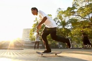 LRG Japan Skate The Void Video