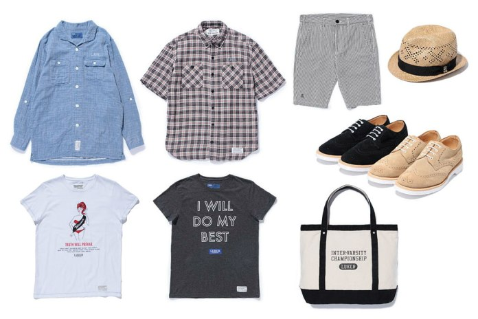 LUKER by NEIGHBORHOOD 2012 Spring/Summer March Releases