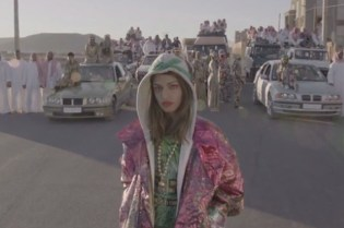 M.I.A. - Bad Girls (Behind The Scenes)   Video