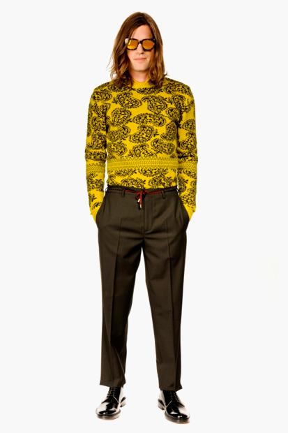 Marc Jacobs 2012 Fall Lookbook