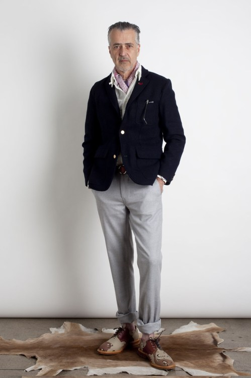 Mark McNairy New Amsterdam 2012 Fall/Winter Collection Lookbook