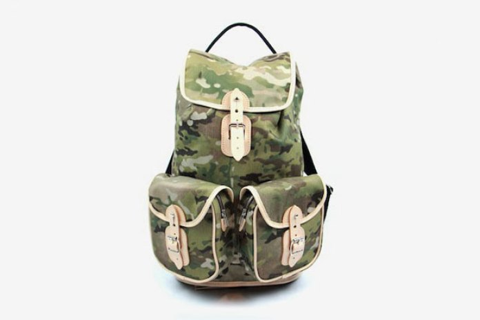Mark McNairy x Chapman 2012 Bag Capsule Collection