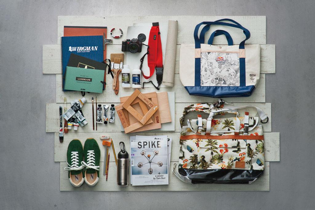 master-piece 2012 Spring/Summer Collection Lookbook