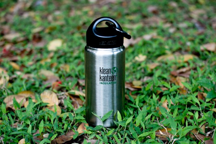 master-piece x Klean Kanteen 16oz Vacuum Insulated
