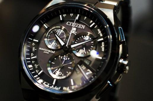 mastermind JAPAN x Citizen Alterna Chronograph Watch Preview