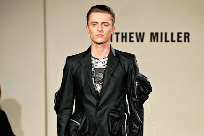 Matthew Miller 2012 Fall/Winter Collection