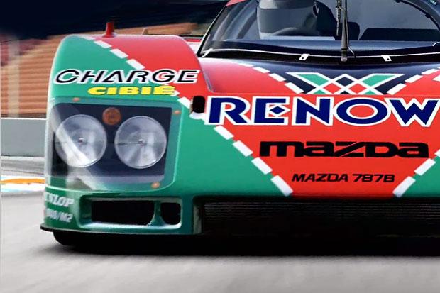 Mazda 787 Dyno Session for Forza Motorsport 4 Video