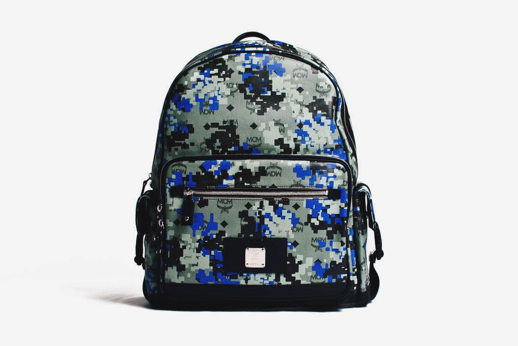 MCM 2012 Spring/Summer Camou Pop Backpack