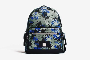 MCM 2012 Spring/Summer Camou Pop Backpack
