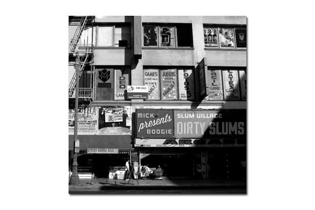 Mick Boogie & Slum Village - The Dirty Slum | Mixtape