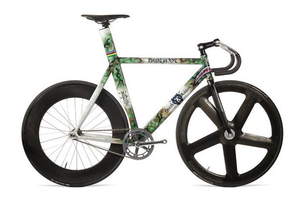 Mishka x Affinity Cycles 5-Year Anniversary Track Frame
