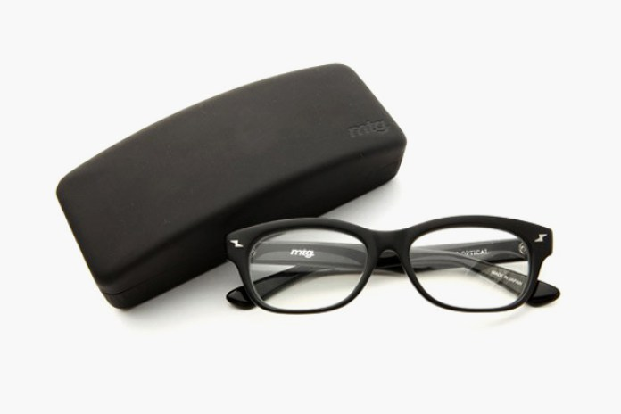montage x KANEKO OPTICAL Glasses