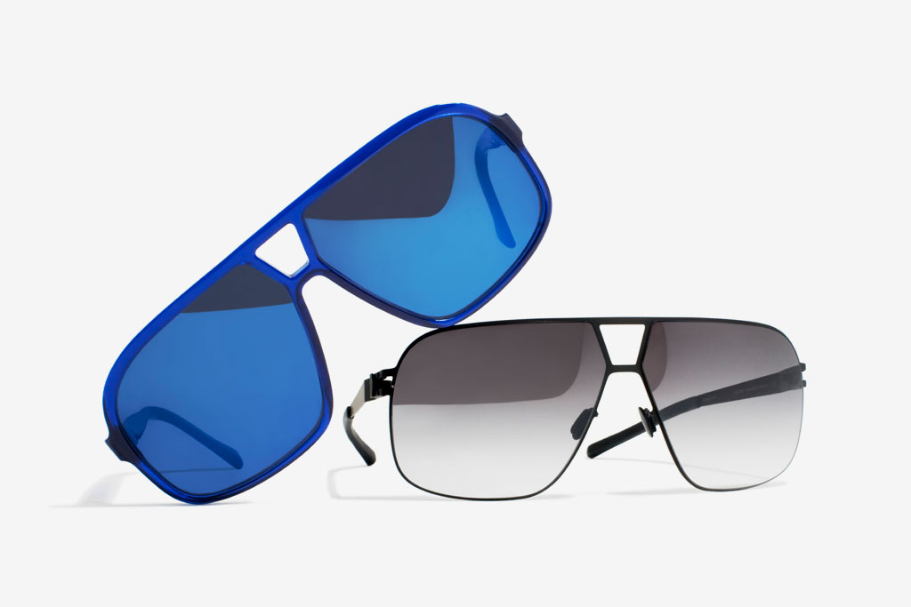 mykita 2012 spring summer oversize round collection