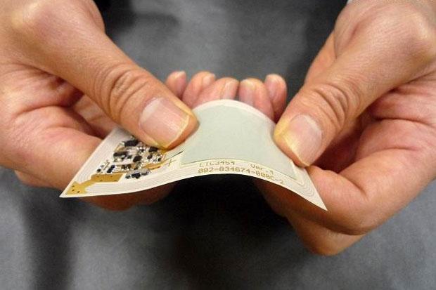 NEC Credit Card-Thin Organic Radical Battery
