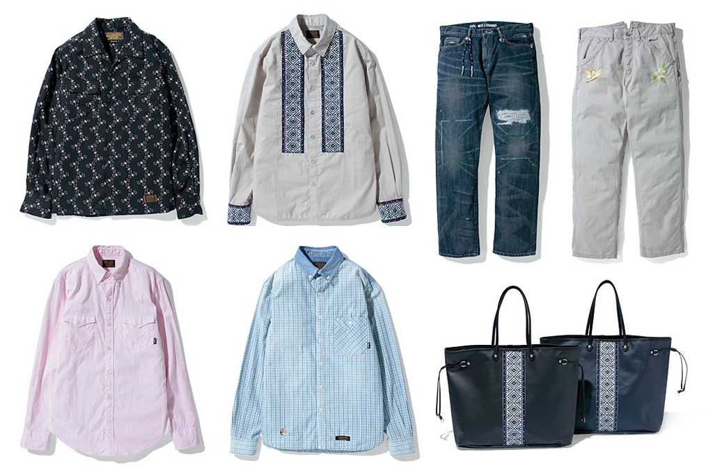 """NEIGHBORHOOD 2012 Spring/Summer """"LESS THAN ZERO"""" Collection April Releases"""