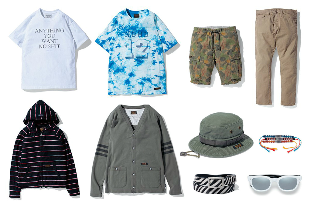 neighborhood 2012 spring summer less than zero collection april releases