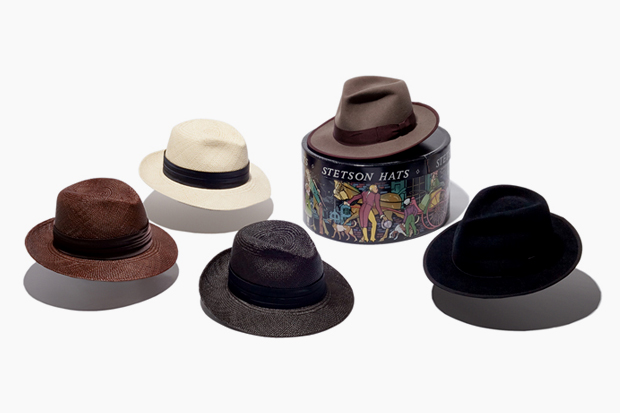 NEIGHBORHOOD × Stetson 2012 Capsule Collection