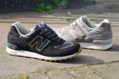 """New Balance 576 """"Road to London"""" Pack"""