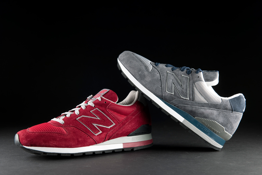 "New Balance 996 ""Made in the USA"" Pack"