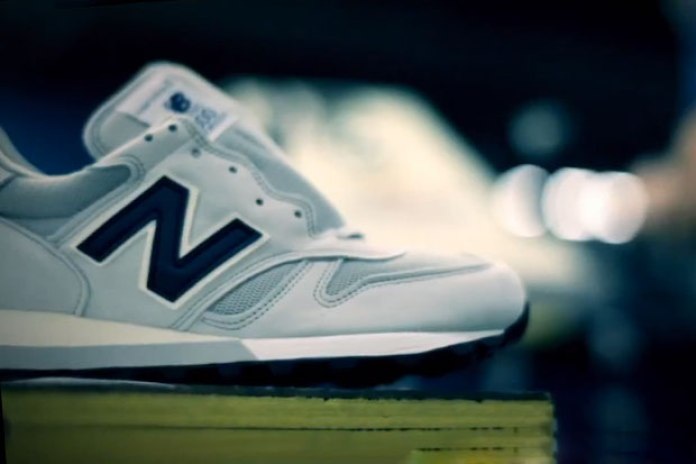 "New Balance ""Excellent Makers"" NB Factory Video"
