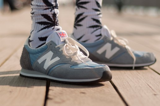 """New Balance Made in England U420UD """"Powder Blue/Grey"""""""