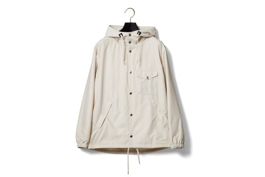 NEXUSVII Hooded Coach Jacket