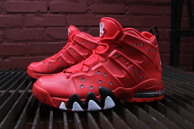 Nike Air Max Barkley Sport Red/Black