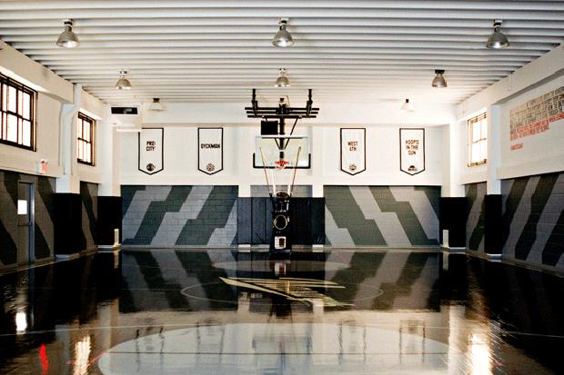 Nike Basketball: Masaryk Gym Profiles