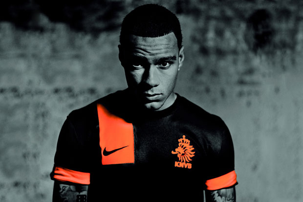 Nike Dutch Away National Team Kit