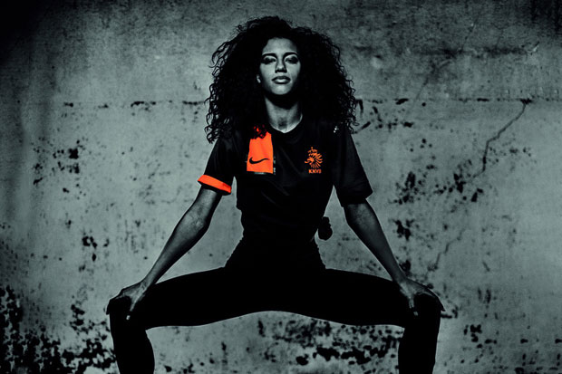 nike dutch away national team kit