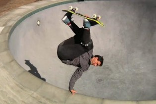 "Nike Skateboarding ""Lance Mountain's Pool Service"" Video"