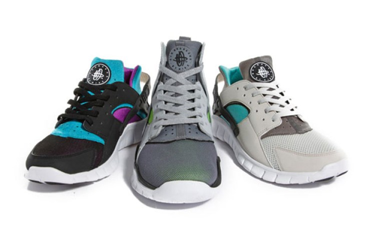 Nike Sportswear Huarache Free 2012 Spring/Summer Collection